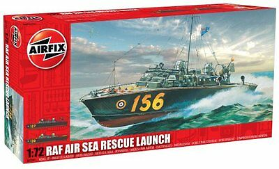 Airfix RAF Rescue Launch Building Kit, 1:72 Scale