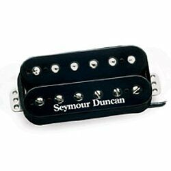 Seymour Duncan TB-6 Distortion Trembucker Humbucker Pickup - Black