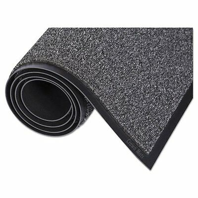 Crown WA0035GY Walk-A-Way Indoor Wiper Mat, Olefin, 36 x 60,