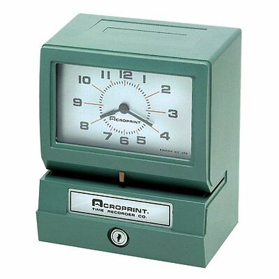 Acroprint 150ER3 Heavy Duty Automatic Time Recorder for Day