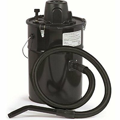 Cheetah Ash Vacuum, Black, Made in USA