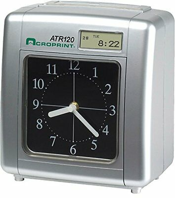 Acroprint ATR120 Electronic Top-Loading Time Recorder Time C