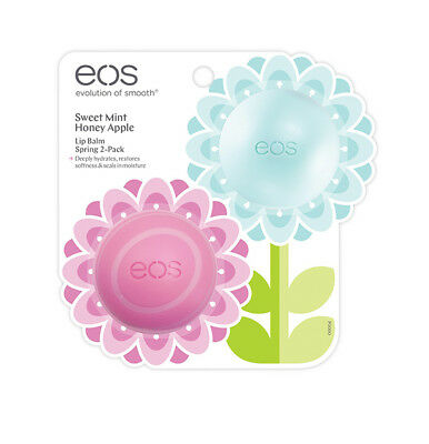 [eos] Evolution Smooth Organic Lip Balm Top Sellers 6PCS SET Limited Edition