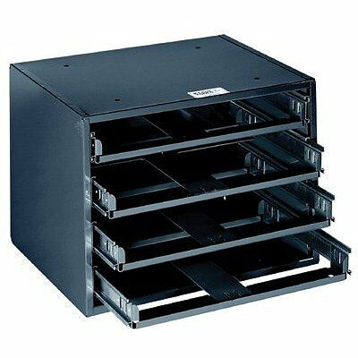 Klein Tools 54476 6-Box Slide Rack