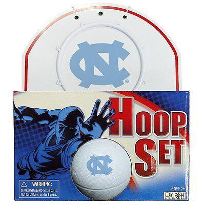 Patch Products Hoop Set North Carolina Game