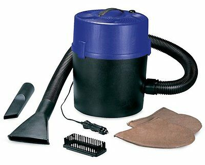 "RoadPro RPSC-807 10"" 12V Super Wet/Dry Vacuum with 1 Gallon"