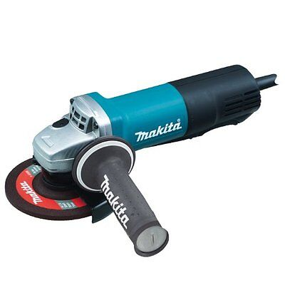 Makita 9558PB 5-Inch Angle Grinder with Paddle Switch