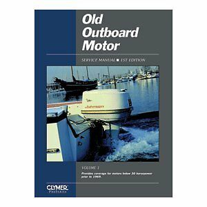 Primedia OOS-1 Old Outboard Manual Volume-1
