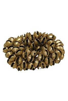 Mid-East Clam Bells, Plain Brass, 100 Count by Mid-East