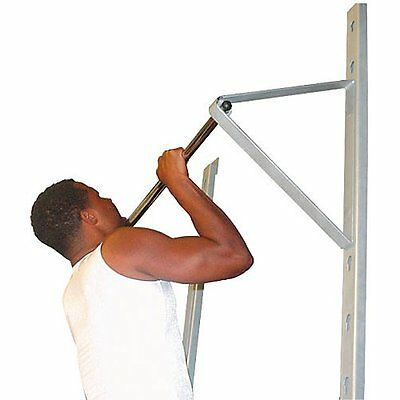 Champion Wall Mounted Adjustable Pull Up Bar