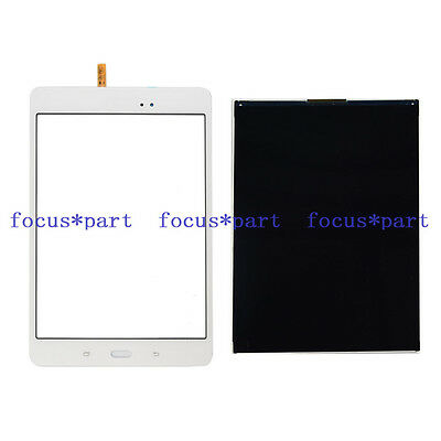 NEW White Samsung GALAXY Tab A 8.0 SM-T350 Touch Screen Digitizer + LCD Display