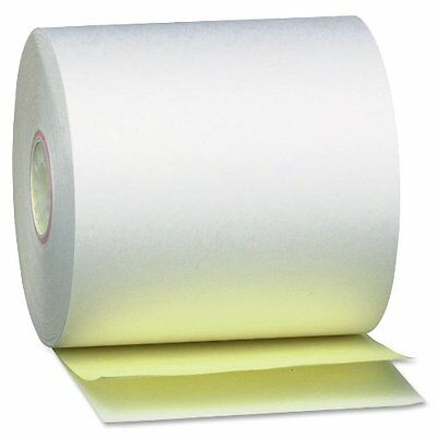 """PM Company Self-Contained Financial Rolls, 2-Ply, 3-1/4"""" x 8"""