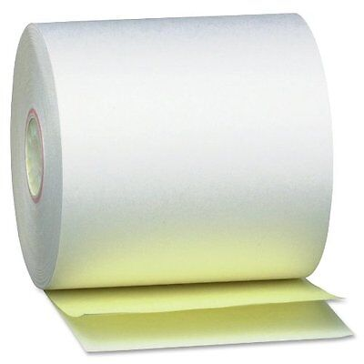 PM Company Self-Contained Financial Rolls, 2-Ply, 50 Rolls/C