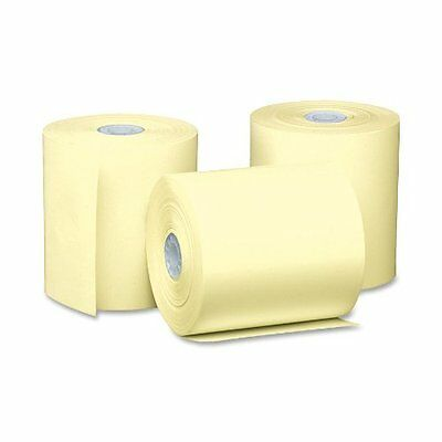 PM Company Perfection POS Canary Thermal Rolls, 3.125 Inches x 230 Feet, 50