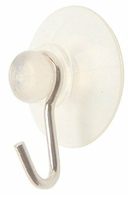 Stanley Hardware CD8502 Medium Suction Cups in Clear Plastic, Pack of 3