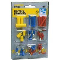 California Terminal 5145 40 Piece Solderless Terminal Kit