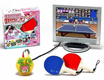 The challenge! Excite ping-pong to Ai-chan (japan import)