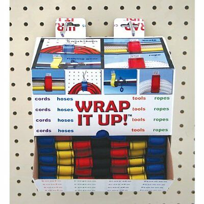 Kwik Tek  WR-12100 WRAP IT UP! Marine 100 Display Assorted Colors