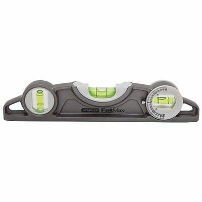 Stanley 43-609 11-3/4-Inch FatMax Xtreme Magnetic Torpedo Level