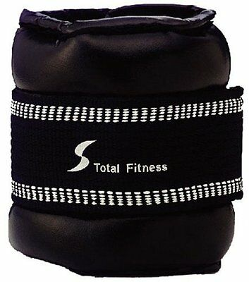Totalfitness Soft Ankle Weights Stw083 Individual List 3kg 1