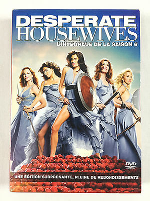 Coffret DVD Desperate Housewives / L'INTEGRALE De La Saison 6