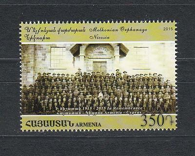 Armenia MNH** 2015 Mi. 932 Joint Issue with Cyprus