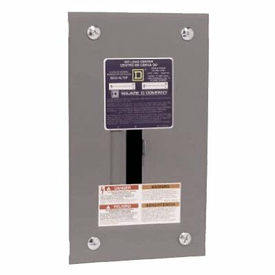Square D by Schneider Electric QO24L70FCP QO 70-Amp 2-Space 4-Circuit Indoo