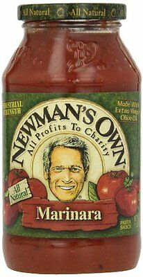 Newman's Own Marinara Sauce  24 Ounce