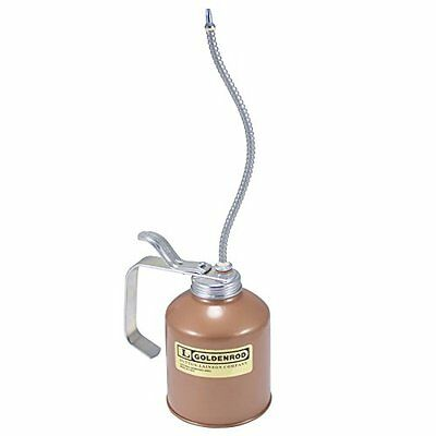 GOLDENROD (727) Industrial Pump Oiler with Flex Spout - 16 o