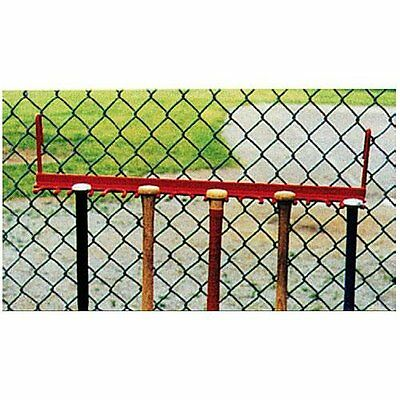 SSG/BSN Steel Fence Bat Rack