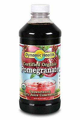 Dynamic Health Concentrate, Pomegranate, 16-Ounce