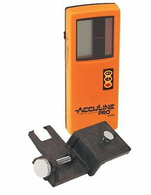 JOHNSON AccuLine Pro 40-6700 One-Sided Laser Detector with Clamp