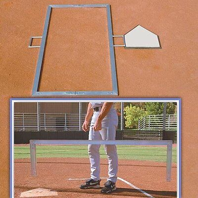 BSN Sports Foldable Batter's Box Template, 4 x 6-Feet