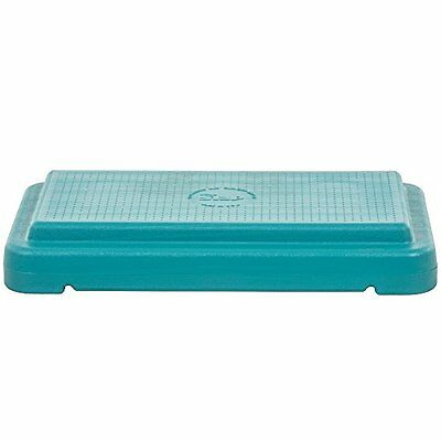 Stackable Steps Adjustable Step, 15-1/2 x 26 x 4 inches, Green