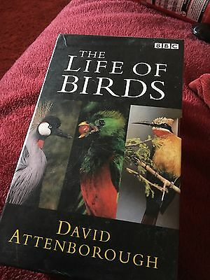 The Life Of Birds VHS Tapes Box set