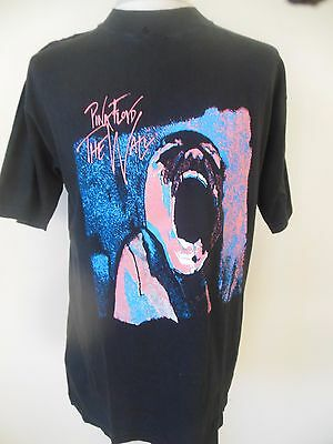 Pink Floyd 'the Wall' Vintage T Shirt - Large