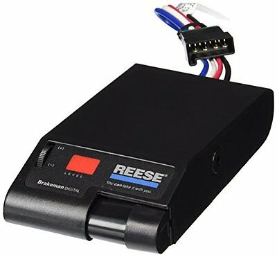 Reese Towpower 83500 Brakeman Digital Brake Control