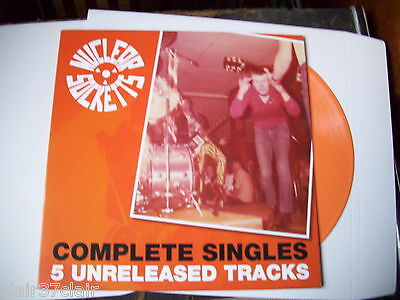 UNCLEAR SOCKETTS complete singles lp honour before glory KBD ONLY 300 MADE