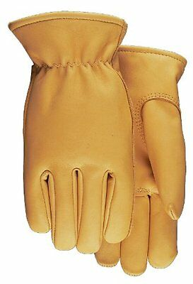 Midwest Gloves and Gear 688-XL Smooth Grain Cowhide Glove Gloves,  USA Made