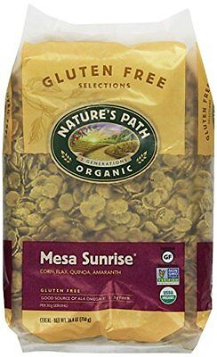 Nature's Path Organic Mesa Sunrise Cereal  26.4-Ounce Bags (Pack of 6)