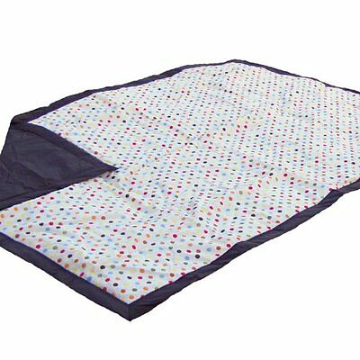 Tuffo Water Resistant Outdoor Blanket, Mini Dot
