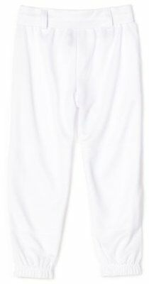 Easton Youth Pro Pull Up Pant, White, Small