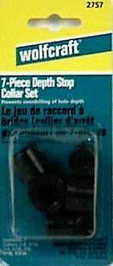 Wolfcraft Drill Stop Set (2757)