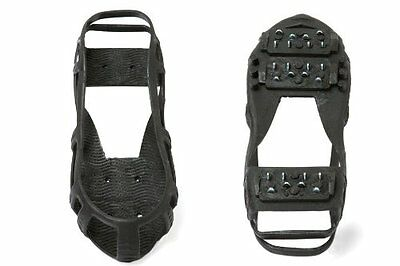 Stabilicers Lite Duty Serious Traction Cleat, Black, Medium