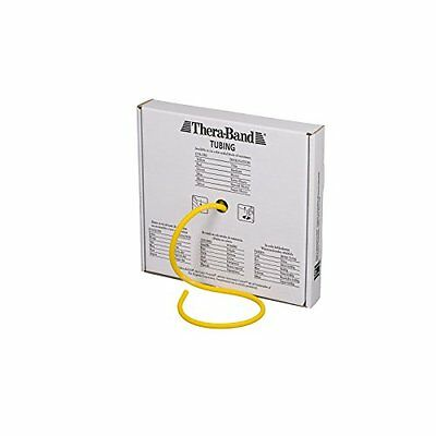 Thera-Band 25-Feet Dispenser Box Exercise Tubing, Yellow