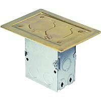 Thomas & Betts 71WDS Floor Box Outlet Kit
