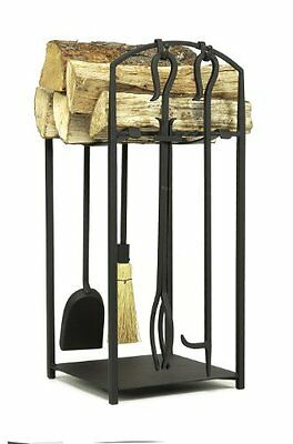Minuteman International LCR-08 Mission II Wood Holder with Tools