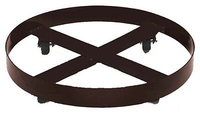 Lincoln Lubrication 84377 Band Style Drum Dolly for 400 lbs.
