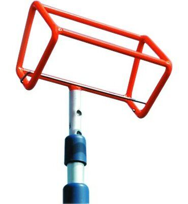 Search And Rescue 15 Foot Orange Two-Ball Retriever