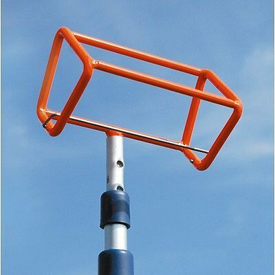 Search And Rescue 12 Foot Orange Two-Ball Retriever